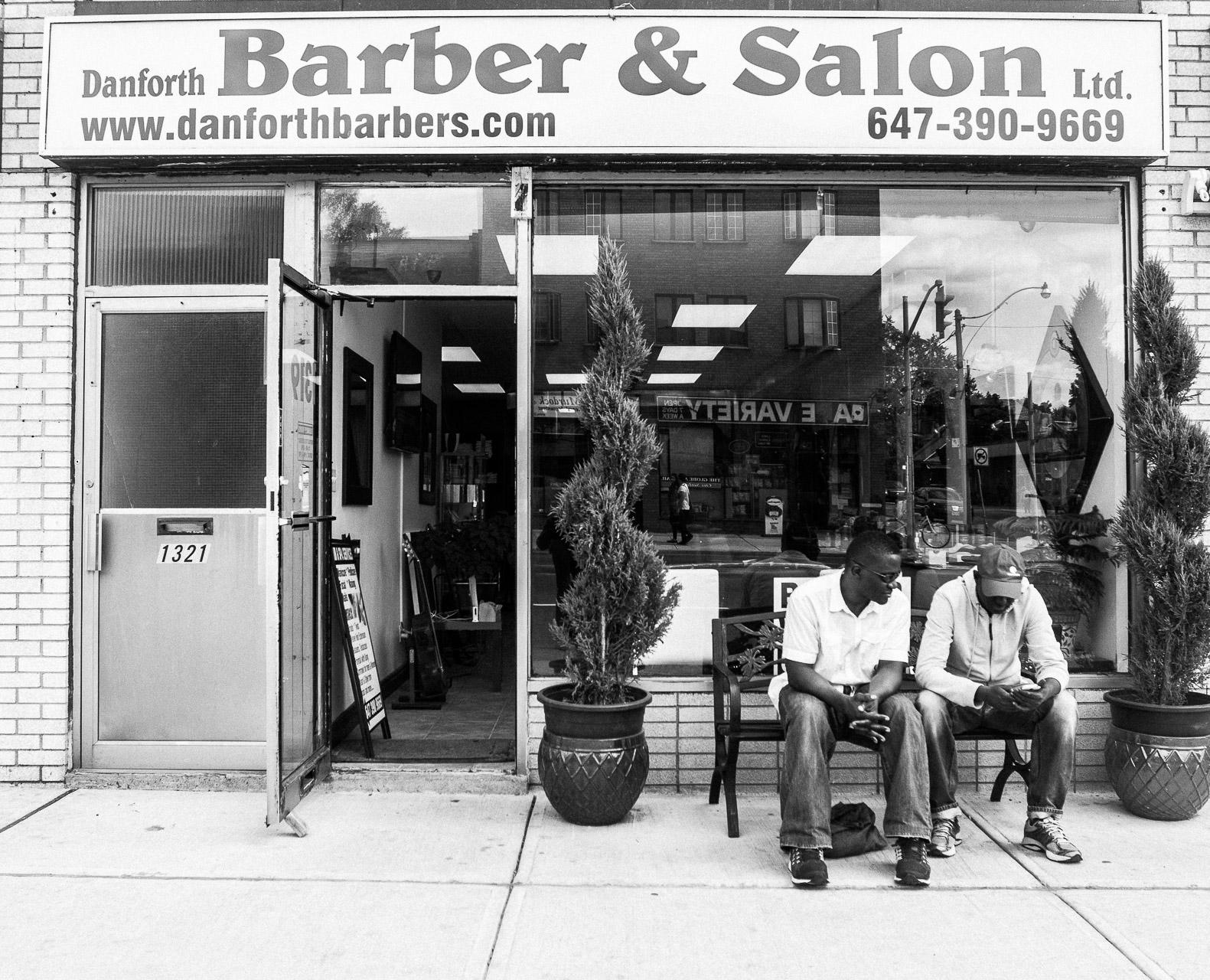 Barbershop Chronicles