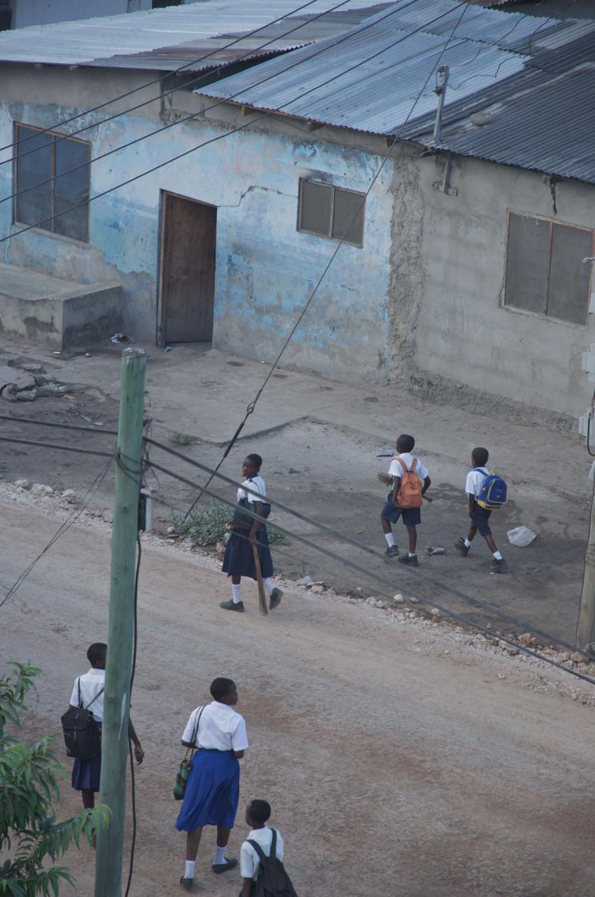 School Children - Dar Es Salaam